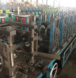 2.0滑道轧机生产线