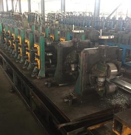加强型密封门边轧机生产线