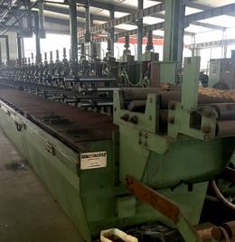 意大利不锈钢轧机生产线