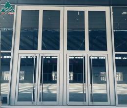 会展中心大门